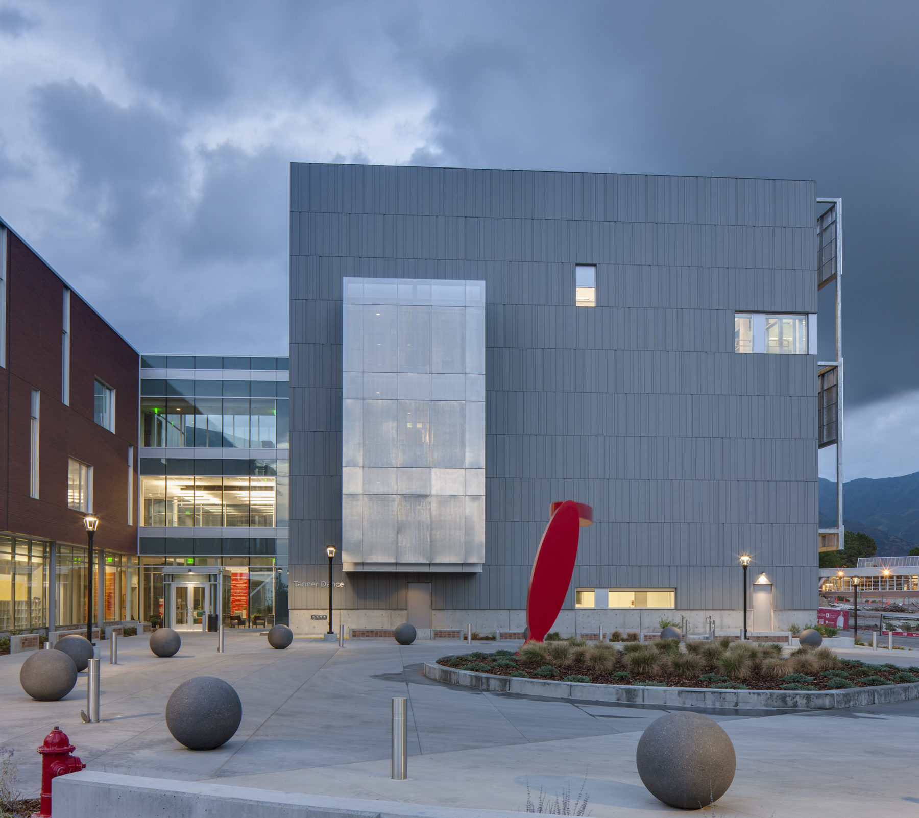 Beverley Taylor Sorenson Arts and Education Complex