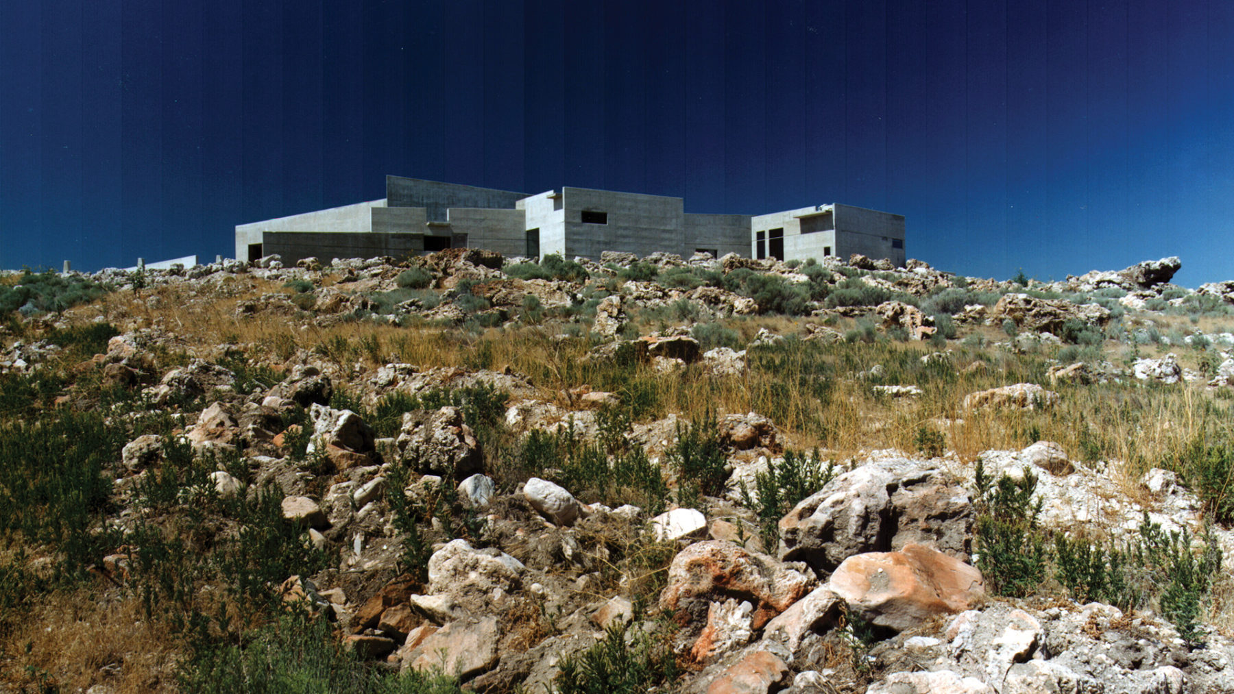 Antelope Island Visitor Center
