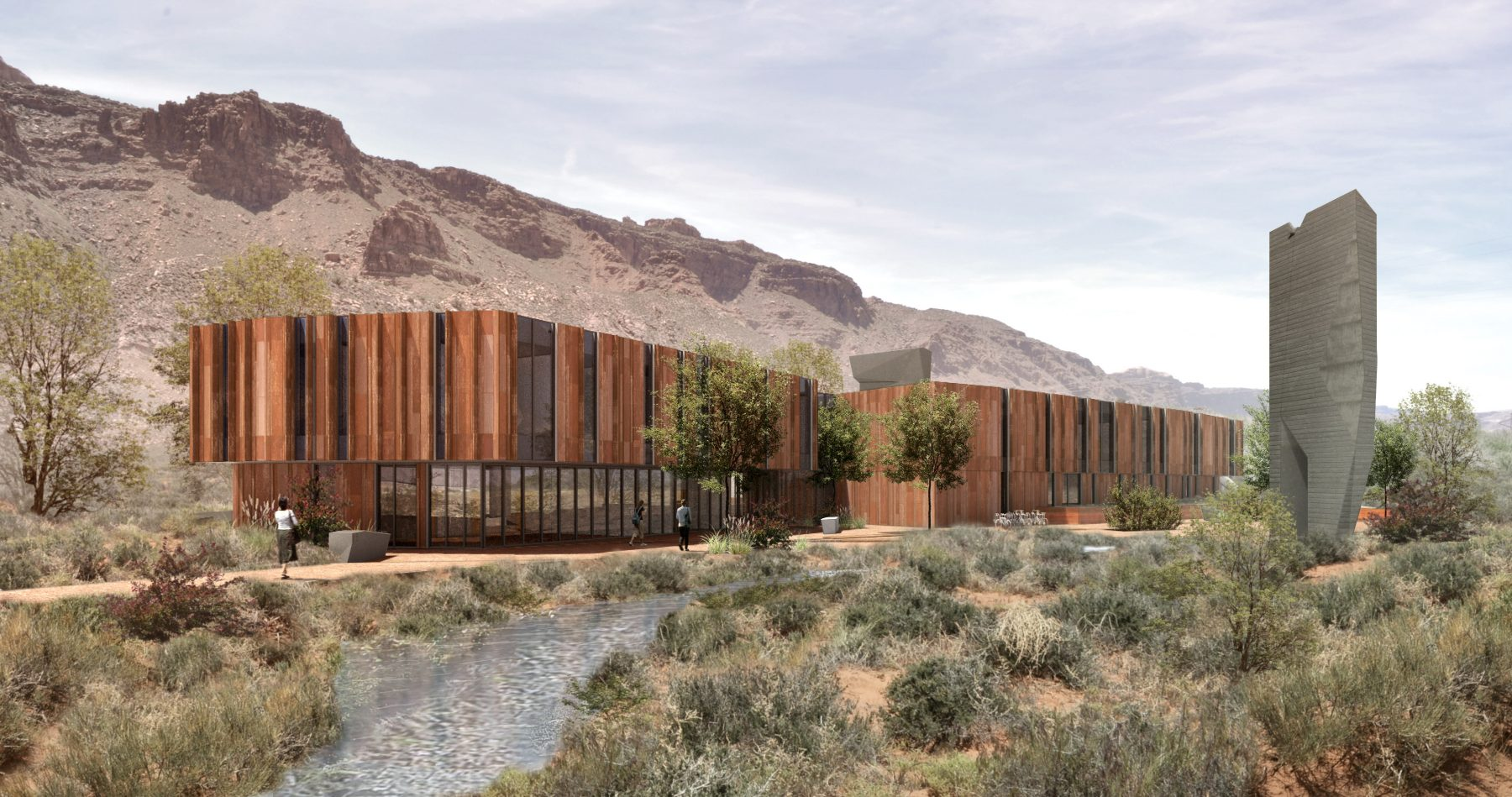 USU Moab New Building Feasibility Study