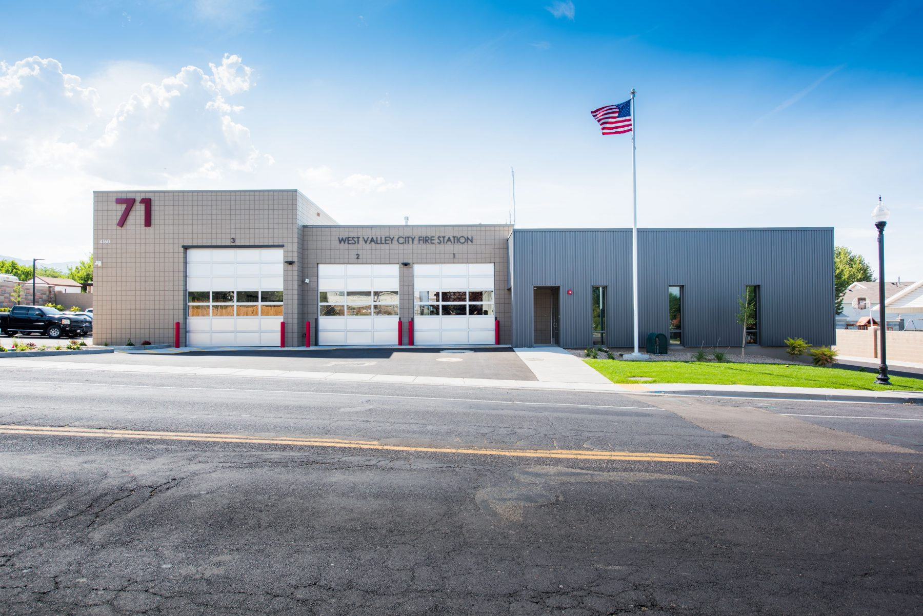 West Valley City Fire Station #71