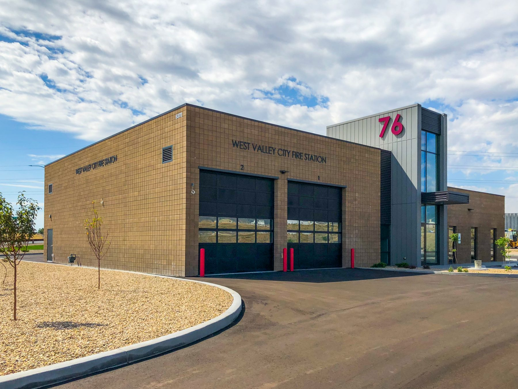 West Valley City Fire Station #76
