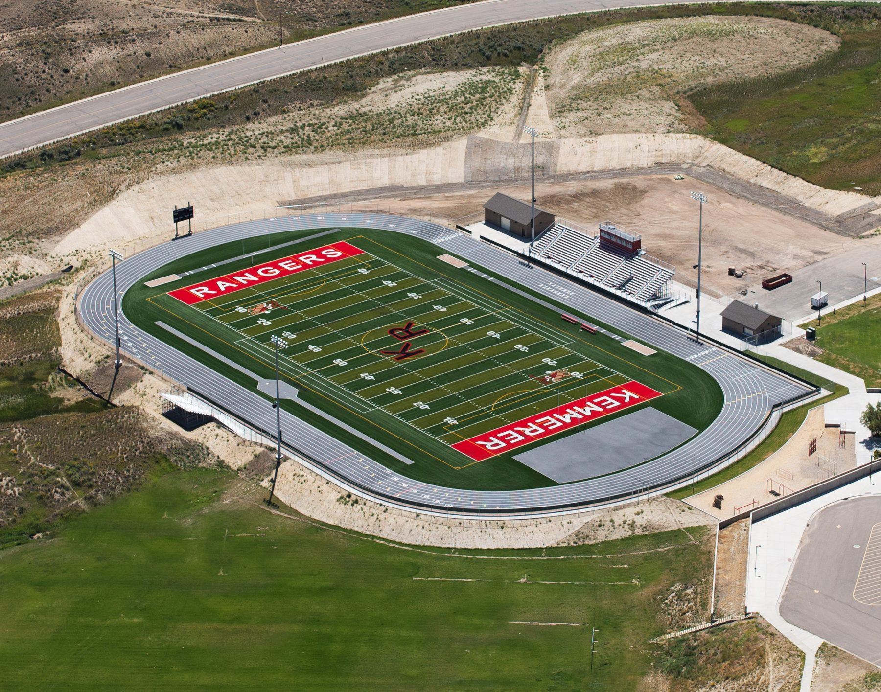 Track and Field and Kemmerer High School