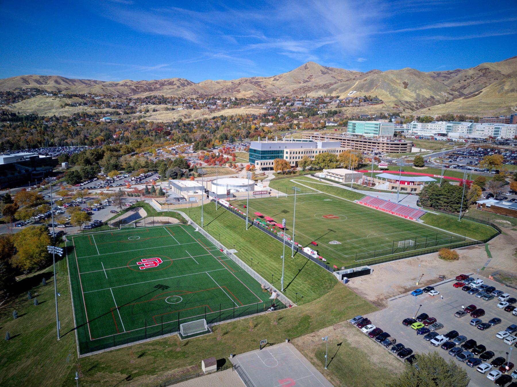 University of Utah Women's Soccer Stadium Relocation and Lacrosse Bridging Documents